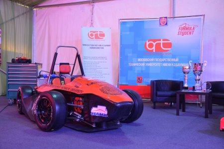 Формула-студент пройдет в России