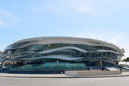 Арена в Баку