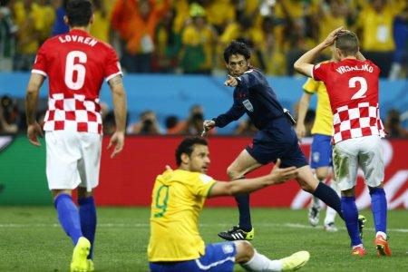Бразилия Хорватия