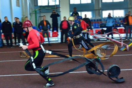 Чемпионат по пожарно-прикладному спорту