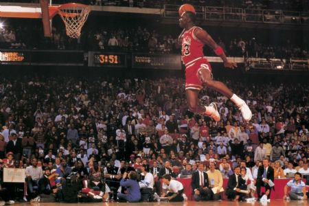 Летающий Джордан