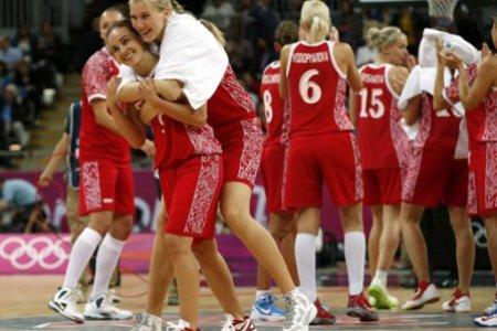 Женская сборная по баскетболу
