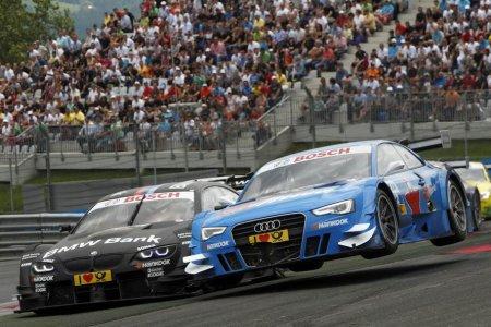 гонки DTM