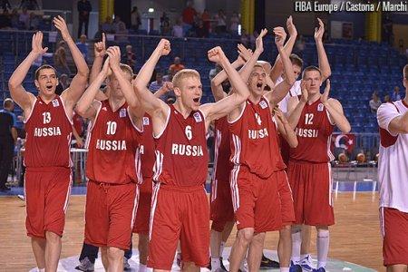 Российская молодежная сборная по баскетболу