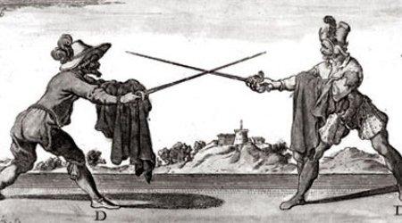 7 Интересных фактов о фехтовании