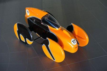 McLaren MP4/T5