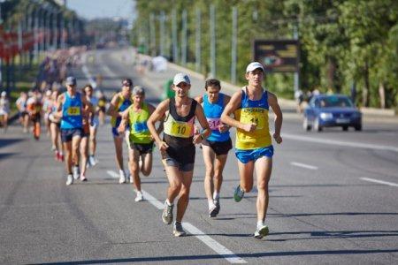 Почему марафонская дистанция равна 42 км и 195 м?