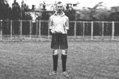 Первый российский футболист-легионер – Миша Ромм