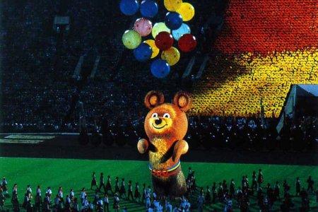 Как появился Олимпийский Мишка 1980 года