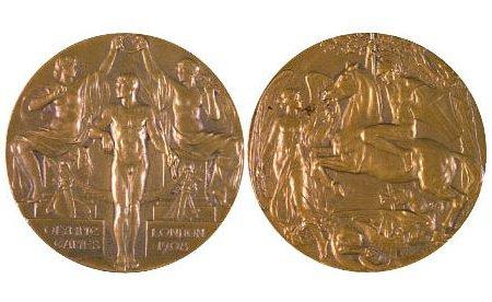 Когда Олимпийских чемпионов наградили медалями из чистого золота