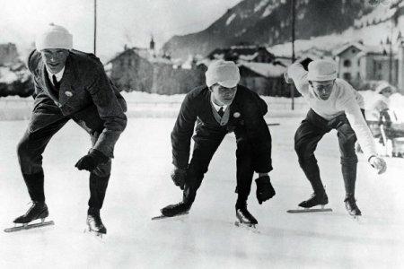 Интересные рекорды Зимних Олимпийских игр