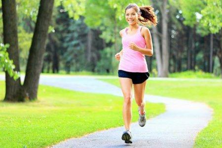 Для того чтобы быть здоровым, нужно бегать