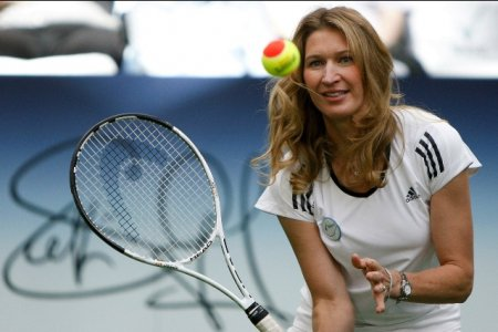 Штеффи Граф знает, что Серена Уильямс может превзойти ее рекорд по количеству побед на турнирах «Больших Шлемов»