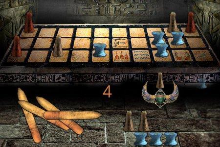 Самая древняя настольная игра в мире – Сенет