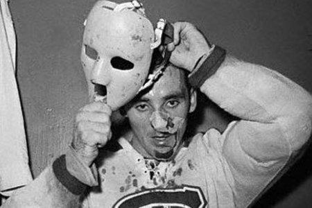 Первый хоккейный вратарь в маске – Жак Плант