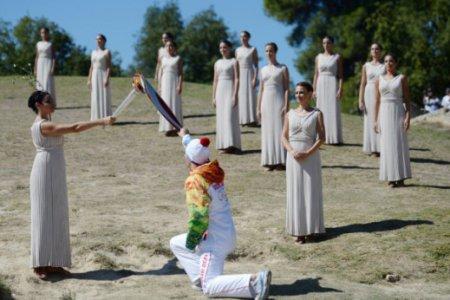 Женщины и античные Олимпийские игры