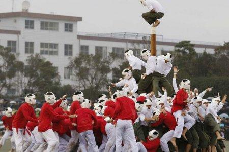 Бо-таоши – спорт для самураев