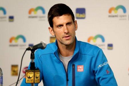 Джокович поделился впечатлениями от участия в турнире в Майами