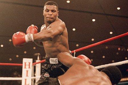 Тайсон – самый «быстрый» боксер
