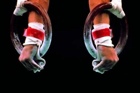 Керри Струг принес «золото» команде Японии со сломанным коленом