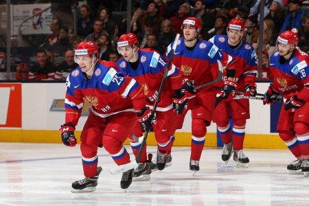 Состав молодежной сборной России по хоккею изменили