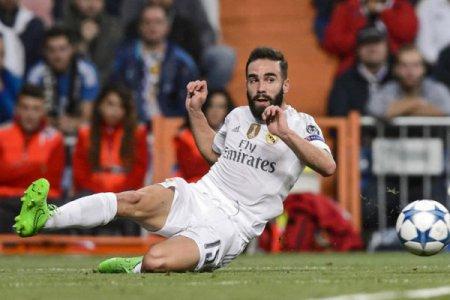 Карвахаль уверен, что Реал обыграет Вольфсбург в ответном матче