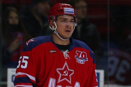 Киселевич пропустит два матча финальной серии КХЛ