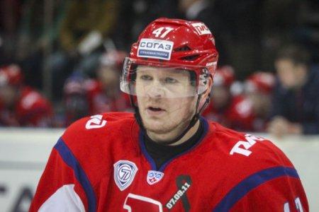 Локомотив продлил контракт с нападающим Контиолой