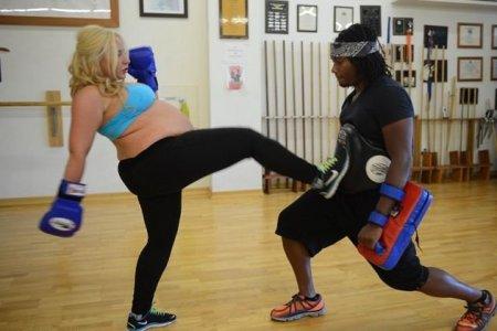 Какой спорт противопоказан при беременности?